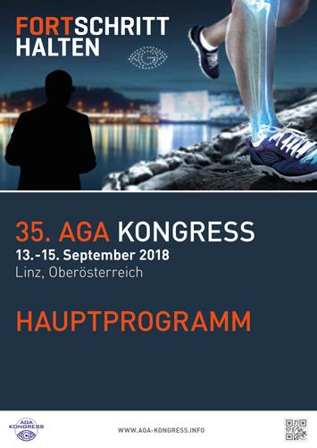 AGA 2018 Hauptprogramm